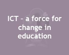 ICT – forta schimbarii in educatie (imagine)